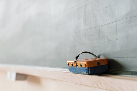 Blackboards and blackboards in Japanese elementary schools