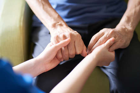 Care workers and the elderly