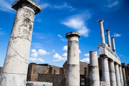 pompeii: Pompeii Stock Photo