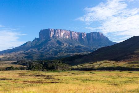 Monte Roraima, South America, Venezuela Stok Fotoğraf
