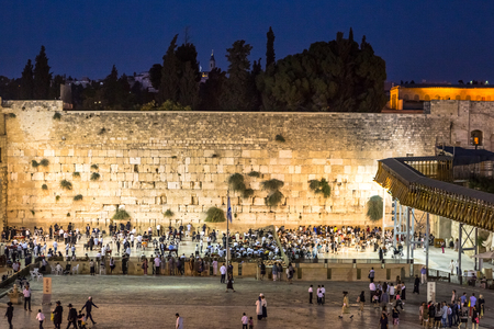 09032016, Jerusal�m, Israel. Sightseeing tours through the main points of the holy city. Редакционное