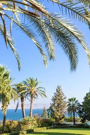09012016, Israel, Galilee. Mount of Beatitudes.
