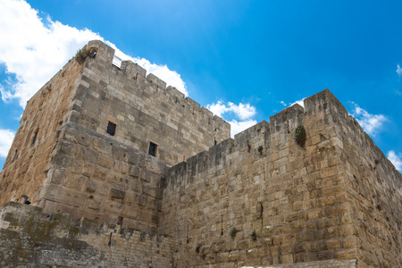 Jerusalem. Holy trip through the historic cities of Israel