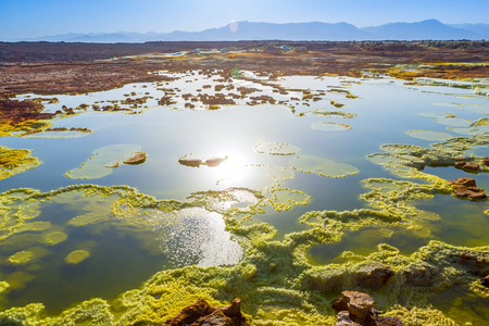 Great Danakil Depression, Mekelle, Ethiopia