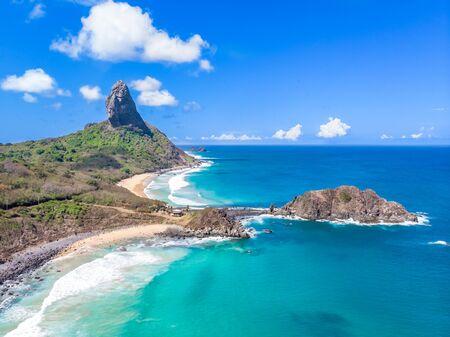 Fernando de Noronha, Brazil. South America. 写真素材 - 127422824