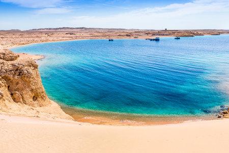 Ras Mohamed National Park in Egypt. Africa.