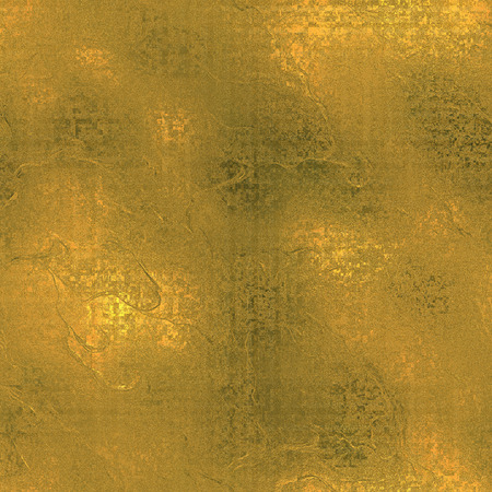 tileable background: Golden Foil Seamless and Tileable Background Texture Stock Photo