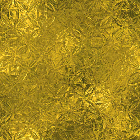 tileable: Golden Foil Seamless and Tileable Luxury background texture Stock Photo
