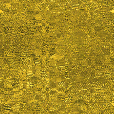 gold metal: Golden Foil Seamless and Tileable Luxury background texture Stock Photo