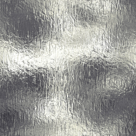 tileable: Aluminum Foil Seamless and Tileable Texture Stock Photo