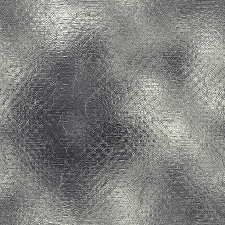 tileable: Aluminum Foil Seamless and Tileable Texture Stock Photo