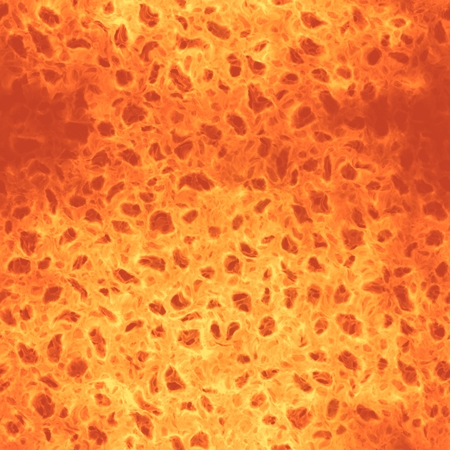 magma: Burning Lava and Magma Fire and Flame Seamless and Tileable Background Stock Photo