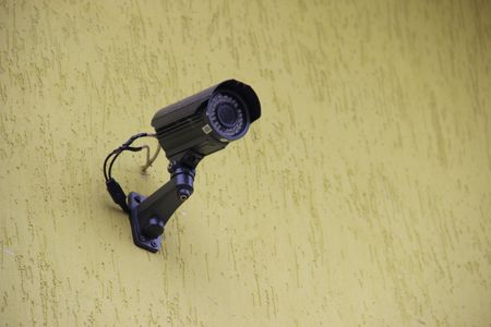 police unit: CCTV security cams