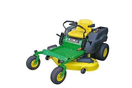 Lawn tractor Imagens