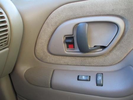 armrest: car door