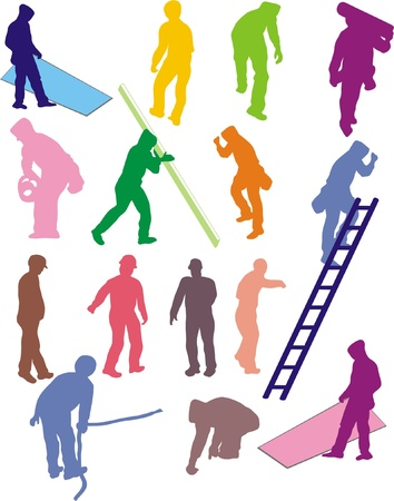 man painting: FINISH MEN