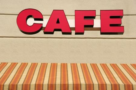 restauration: cafe bar Stock Photo