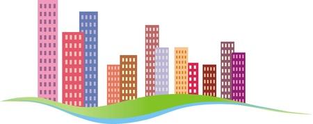 urbanisierung: URBANISIERUNG Illustration