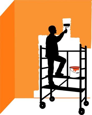 house painter: INTERIOR PAINTER