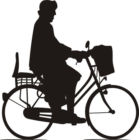 ballad: WOMEN ON BICYCLE