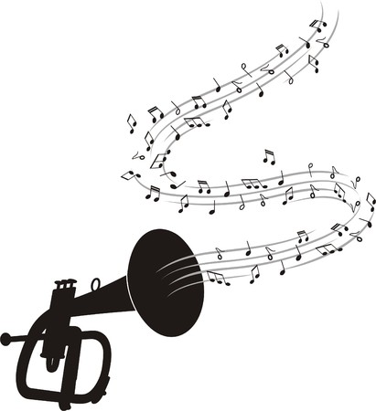 orchestration: MUSICAL TRUMPET Illustration