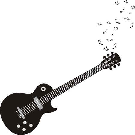 fanfare: GUITAR AND MUSIC