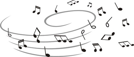 ENCHANTING MUSIC Ilustração