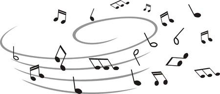 zauberhaft: Zauberhafte Musik Illustration
