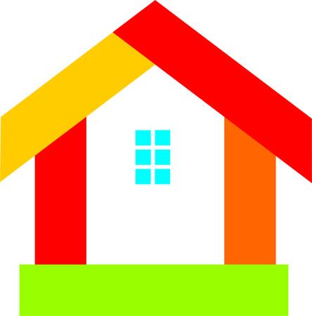 symbole: BUILDING RUDIMENTARY