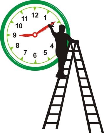pendulum: NEW TIME Illustration