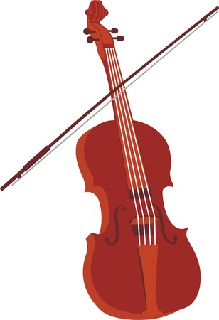 VIOLON AND BOW