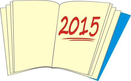 revue: PLANNING 2015 Illustration