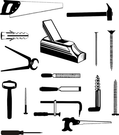 delineation: WOOD TOOLS
