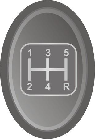 gear box: GEAR BOX Illustration