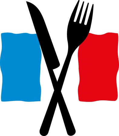 LOGO OF PRESENTATION ON THE FRENCH KITCHEN
