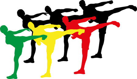 MUSCULAR STRETCHING OF ATHLETES