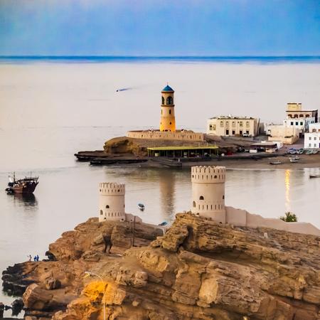 sur: Sur, Oman Stock Photo