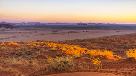 Namib Naukluft National Park, Sesriem, Namibia Stock Photo