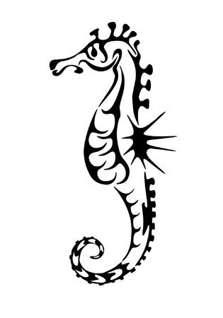 seahorse Stock Vector - 19081323