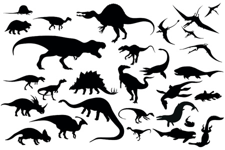 dinosaur  Stock Vector - 19917930