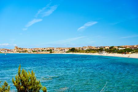 isola: Beach in north of Sardinia - Isola Rossa