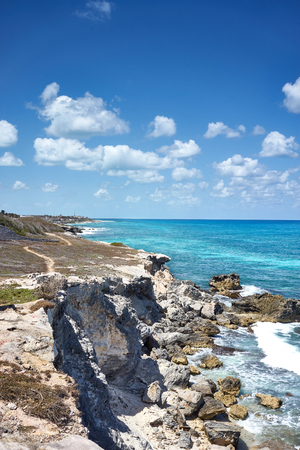 Southernmost Point of the Island Standard-Bild
