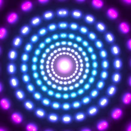 violet background: Vector astratto incandescente blu viola sfondo Eps10