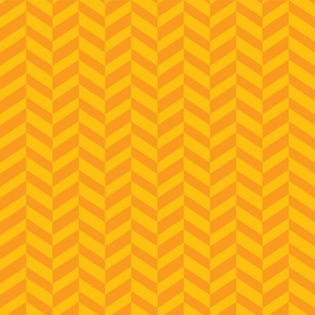 Vector retro naadloze patroon van de kleurenzigzag Eps10 Stock Illustratie