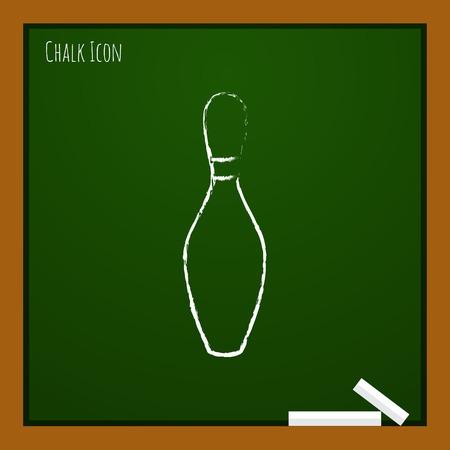 skittle: Vector skittle icon.