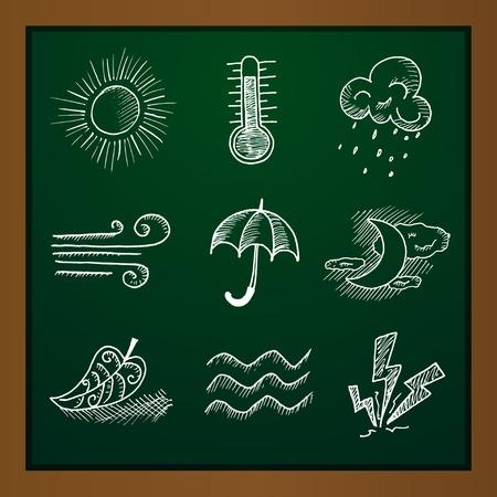 dia y noche: mano empate el tiempo establecido icono