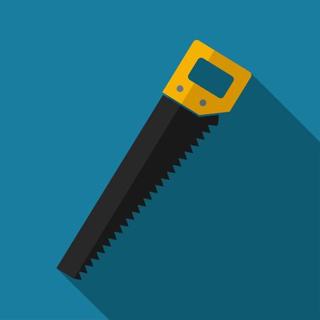 crosscut: color flat saw. Industrial equipment