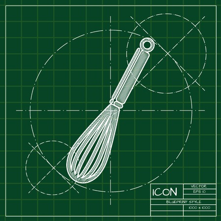 corolla: blueprint corolla icon . Engineer and architect background. Illustration