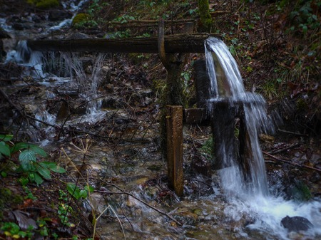 molino de agua: Molino de agua