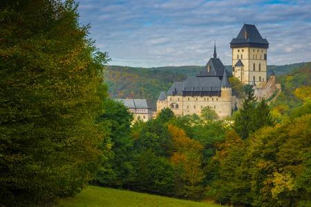 Czech Castle Karlstein
